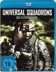 Universal Squadrons-Das Elitekommando-Blu-ray