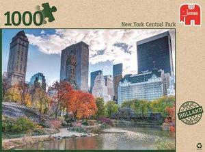 Jumbo Spiele 18350 - NY Central Park, 1000 Teile