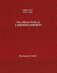 The Collected Works of J. Krishnamurti -