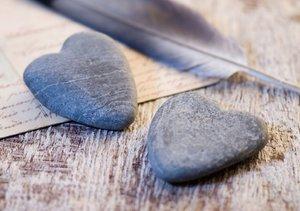 Herzen aus Stein 2015 (Tischaufsteller DIN A5 quer)