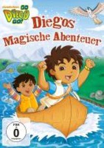 Go Diego Go!: Diegos magische Abenteuer