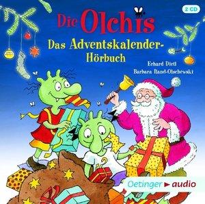Die Olchis. Adventskalenderhörbuch (2 CD)