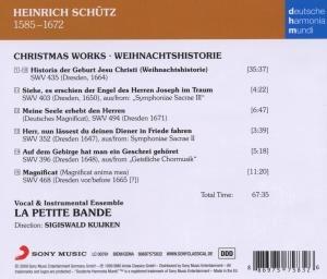 Christmas Works-Weihnachtshistorie