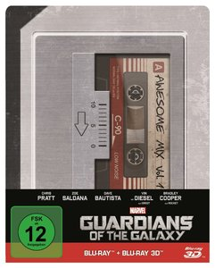 Guardians of the Galaxy - 3D Version
