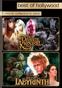 Best of Hollywood - Der dunkle Kristall / Die Reise ins Labyrint