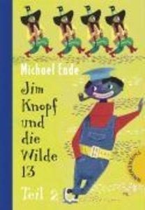 Jim Knopf und die Wilde 13. Band 2