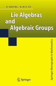 Lie Algebras and Algebraic Groups