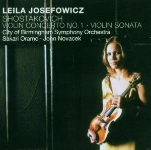 Violinkonzert 1/Violinsonate Op.134