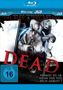 Talk to the Dead-Blu-ray Disc-3D