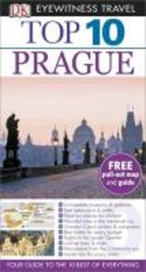 Schwinke, T: Eyewitness Top 10 Travel Guide: Prague