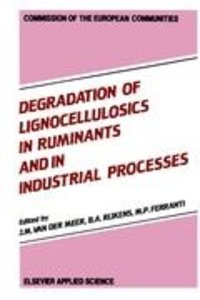 Degradation of Lignocellulosics in Ruminants and in Industrial P