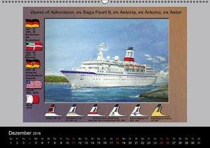 Schiffe im Spiegel ihrer Zeit (Wandkalender 2016 DIN A2 quer)