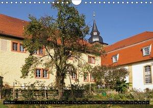 Rund ums Kloster Donndorf in Thüringen (Wandkalender 2017 DIN A4