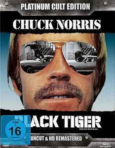 Black Tiger- Chuck Norris - Platinum Cult Edition (2-Disc-Editio