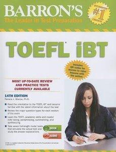 TOEFL iBT with 10 Audio CDs