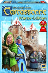 Schmidt Spiele 48229 - Carcassonne: Winteredition