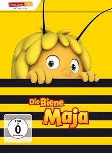 Die Biene Maja Special DVD + Spiel-Box (CGI, DVD 1-4)
