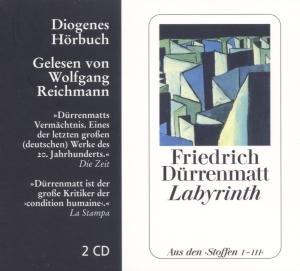 Labyrinth. 2 CDs