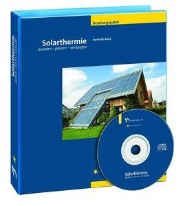 Beratungspaket Solarthermie. Mit CD-ROM