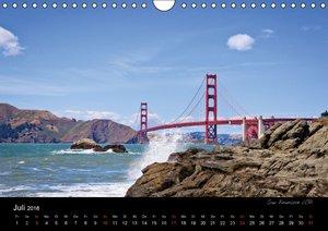 USA Southwest & Hawaii (Wandkalender 2016 DIN A4 quer)