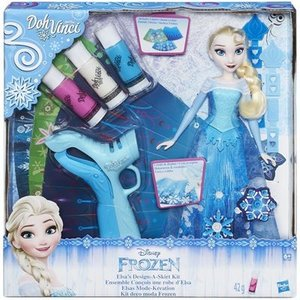 Hasbro B6167EU4 - Frozen, DohVinci, Die Eiskönigin Mode-Kreation