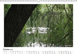 Still Waters - not all running deep / UK-Version (Wall Calendar