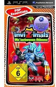 Invizimals - Die verlorenen Stämme - Essentials