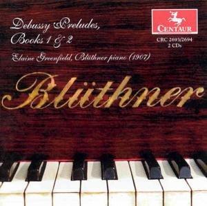 Debussys Klavier