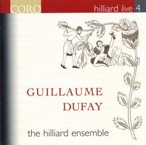 Hilliard Live 4-Guillaume Dufay