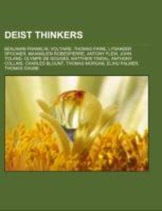 Deist thinkers