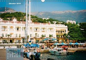 Die Krim - Sonnenseite der Ukraine (Wandkalender 2016 DIN A3 que