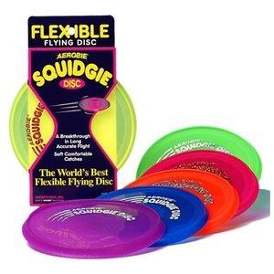 Aerobie Squidgie Disc, 1 Stück, farblich sortiert