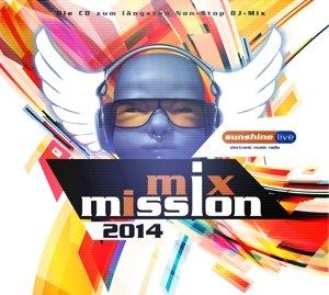 Sunshine Live-Mix Mission 2014