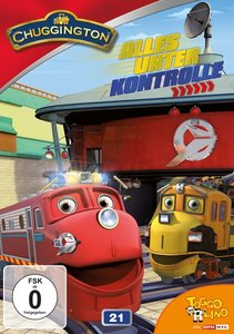 Chuggington Vol.21