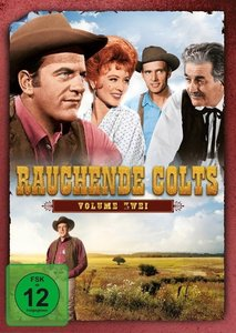 Rauchende Colts - Volume 2