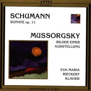 Sonate op.11/Mussorgsky-Bilder Einer Ausstellung