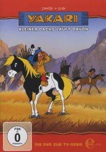 (4)DVD z.TV-Serie-Kleiner Dachs läuft davon