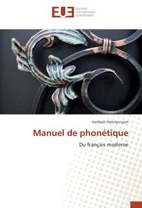 Manuel de phonétique
