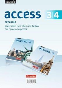 English G Access Band 3/4: 7./8. Schuljahr - Allgemeine Ausgabe