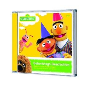 Sesamstraße Geburtstags-Geschichten