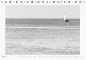 Traum der Freiheit - Bootszauber (Tischkalender 2016 DIN A5 quer