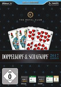 The Royal Club Doppelkopf & Schafkopf 2017. Für Windows Vista/7/