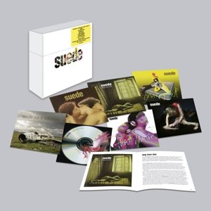 CD Albums Box Set (8CD+Book)