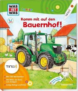 Komm mit auf den Bauernhof!