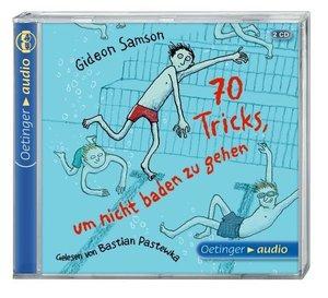 70 Tricks, um nicht baden zu gehen (2 CD)
