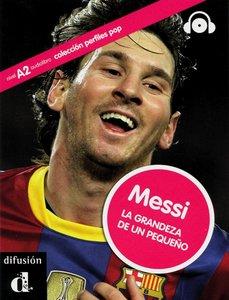 Messi. Buch mit Audio-CD