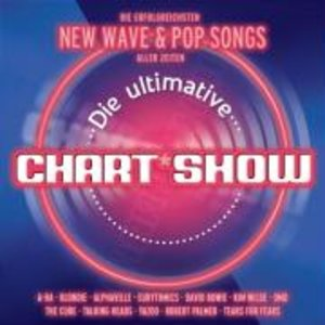 Die Ultimative Chartshow-New Wave-Und Popsongs