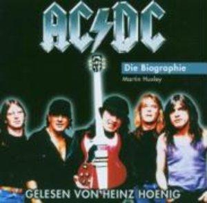 AC/DC-Biographie Gelesen Von Heinz Hoenig