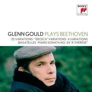 "Glenn Gould plays Beethoven: 32 Variations WoO 80; ""Eroica"" Vari"