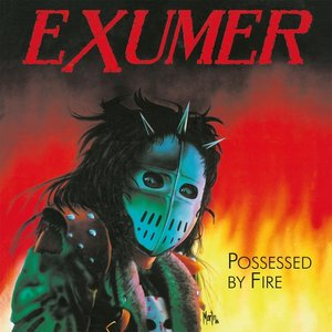 Possessed By Fire (Yellow Red Splatter Vinyl & Bon